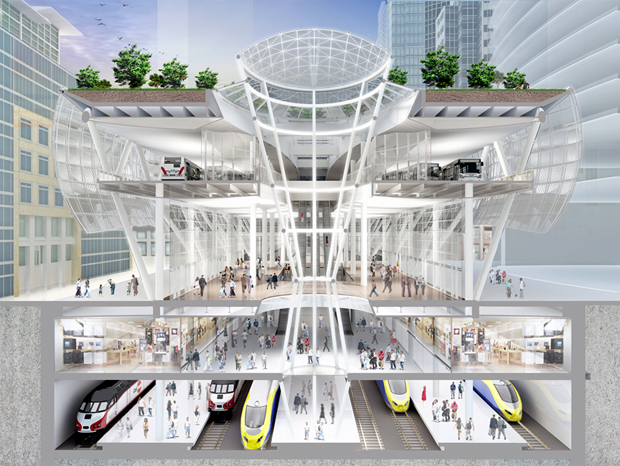 San Francisco's Grand Central for the 21st Century