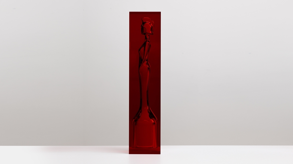 The Brit Awards go red - courtesy of Anish Kapoor