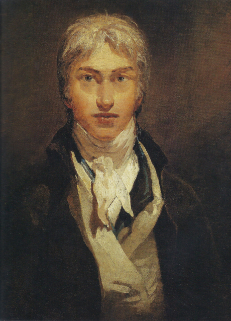 Turner self portrait