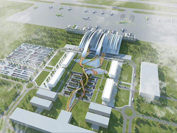 Каким будет Ростовский аэропорт?
