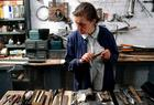 At home with Louise Bourgeois