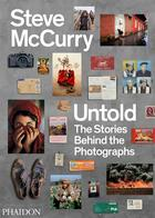 Steve McCurry Untold: The Stories Behind the Photographs (Pre-order)