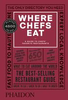 Where Chefs Eat Book and App
