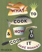 What to Cook & How to Cook It