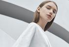 COS brings its Agnes Martin line to the high street