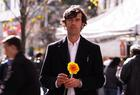 What makes Stefan Sagmeister happy?