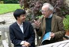 Alfred Brendel and his protégé