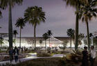 Rem Koolhaas and Bjarke Ingels compete in Miami