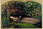 What Millais went through in order to paint Ophelia