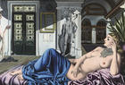 First UK solo show for surrealist Paul Delvaux