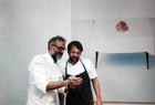 René Redzepi joins Massimo Bottura's soup kitchen