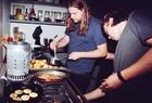 Imagine Magnus Nilsson came to yours to cook. . .