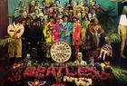 Morag Myerscough on Peter Blake's Beatles cover
