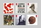 Howard Hodgkin creates new WW1 stamps