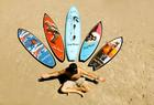Warhol surfboards hit the market