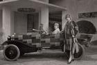 Sonia Delaunay - Planes, Prints and Automobiles