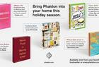 Reviewers love Phaidon's Christmas crackers