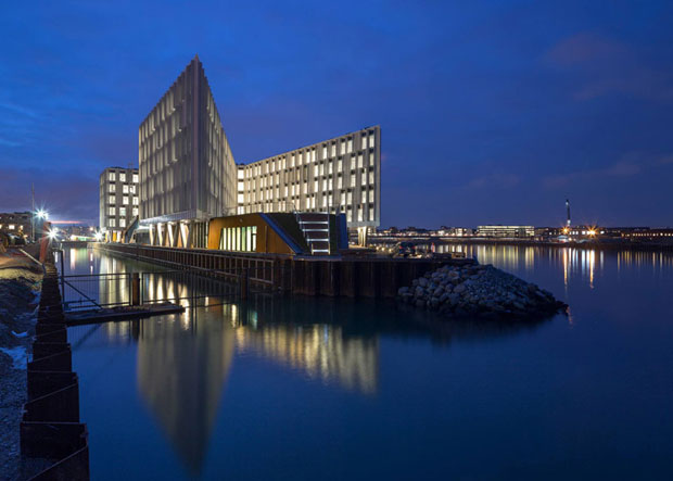 New UN HQ is inaugurated in Copenhagen