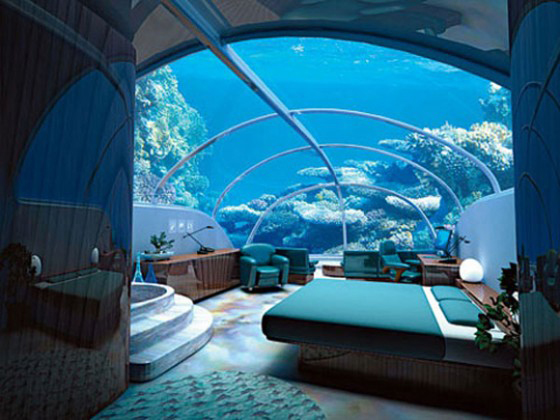 Water Discus Hotel Dubai - Deep Ocean Technology
