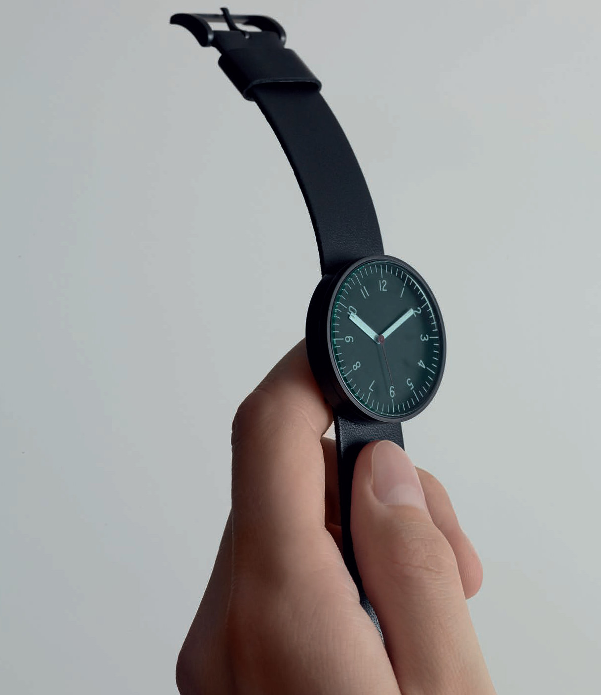 The Circumference Watch, 2007 by Industrial Facility for Muji