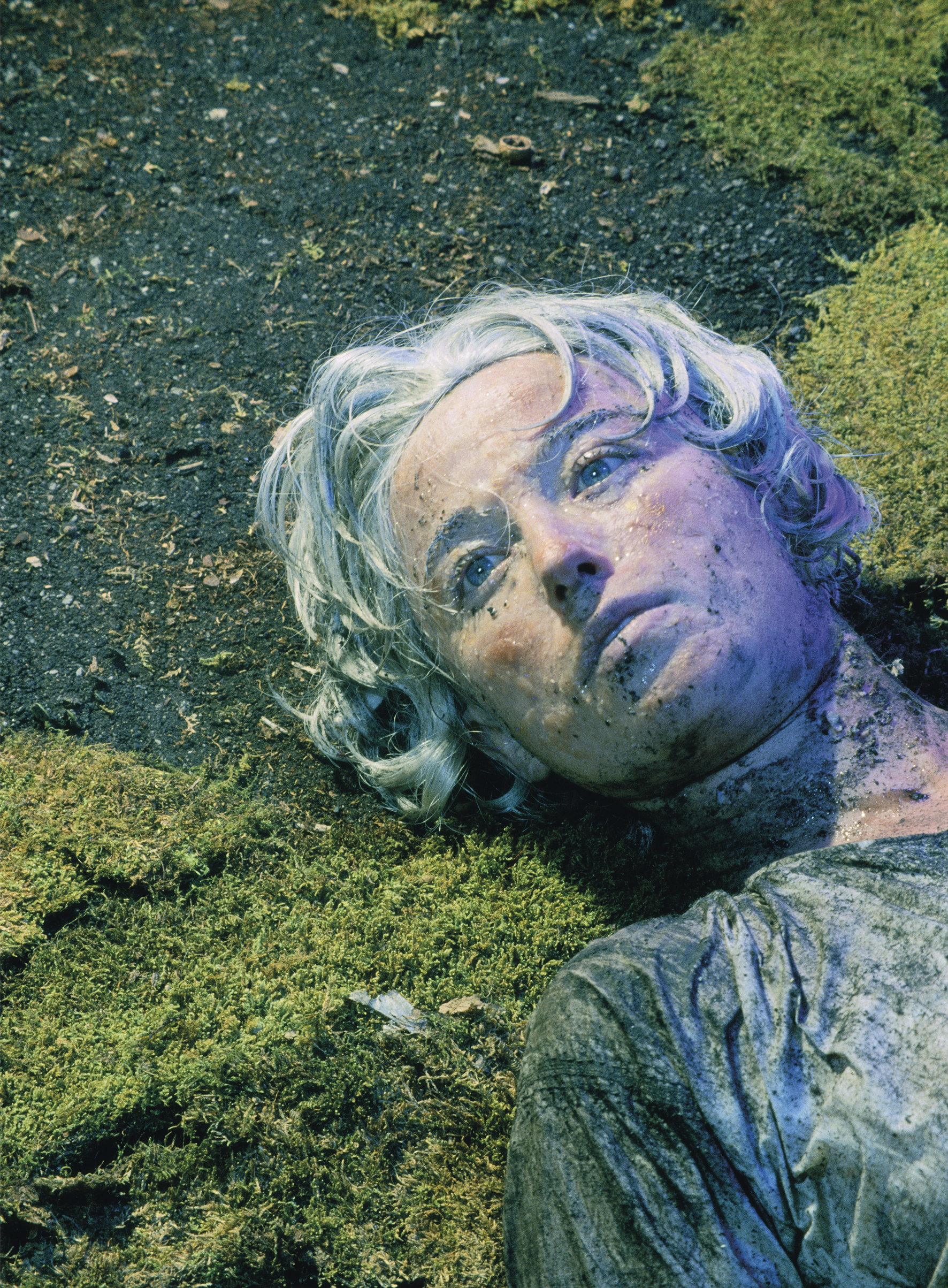 Untitled #153 (1985) by Cindy Sherman. As featured in Untitled Horrors