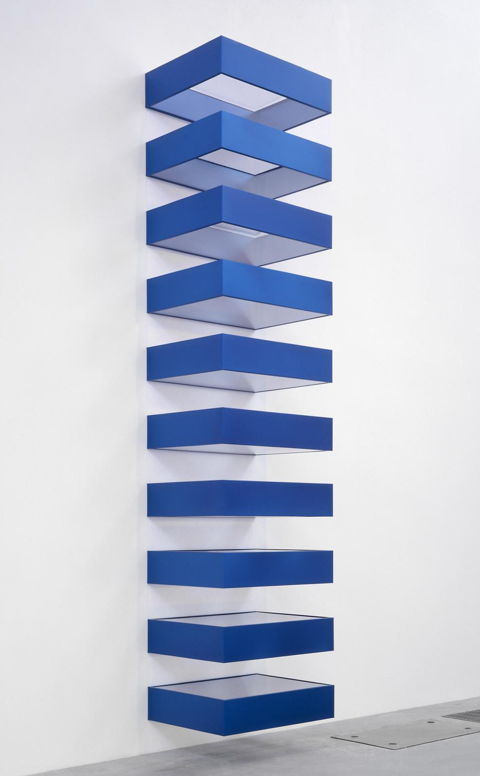 Untitled (1980) - Donald Judd