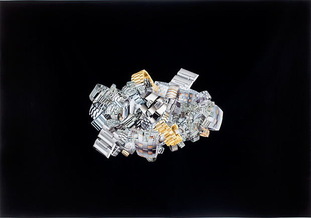 Untitled (Rolex) (1999) by Monica Bonvicini