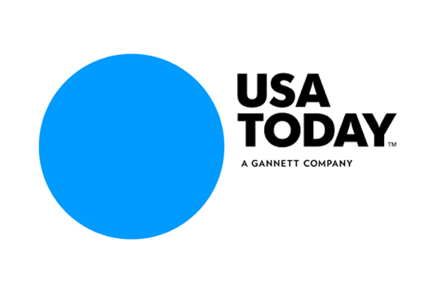 Wolff Olins' new logo for USA Today
