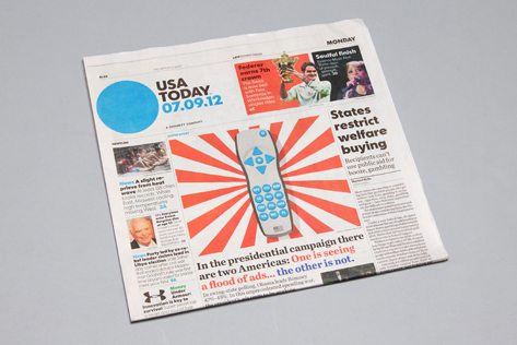 USA Today - Wolff Olins
