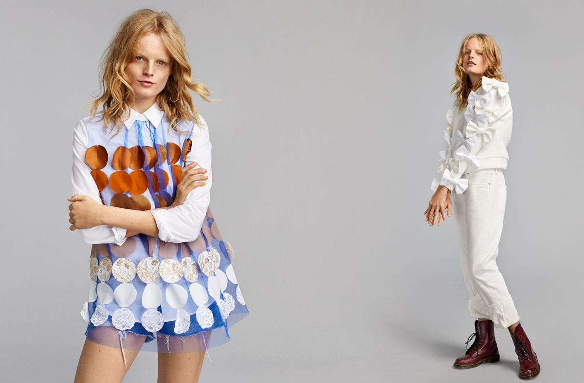 Viktor&Rolf recycle an old collection to make a new one