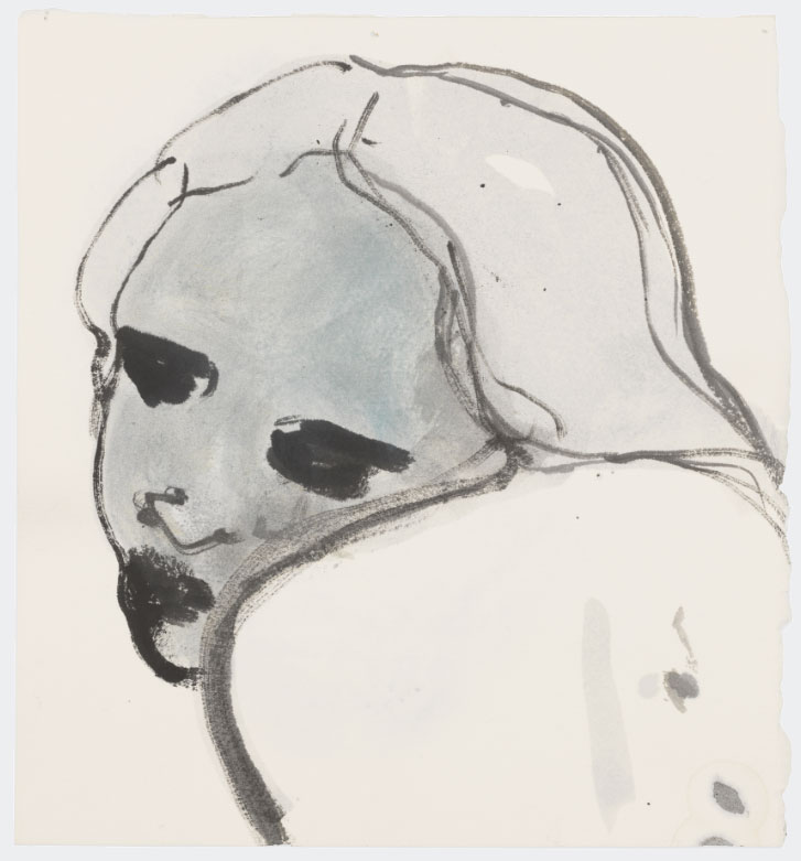 How Marlene Dumas sees Venus and Adonis