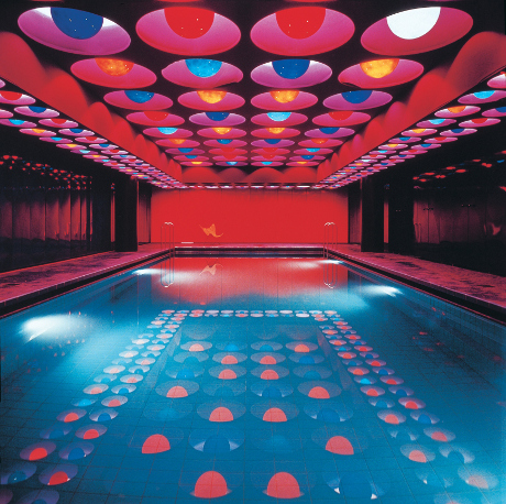 Swimming Pool (1969) by Verner Panton