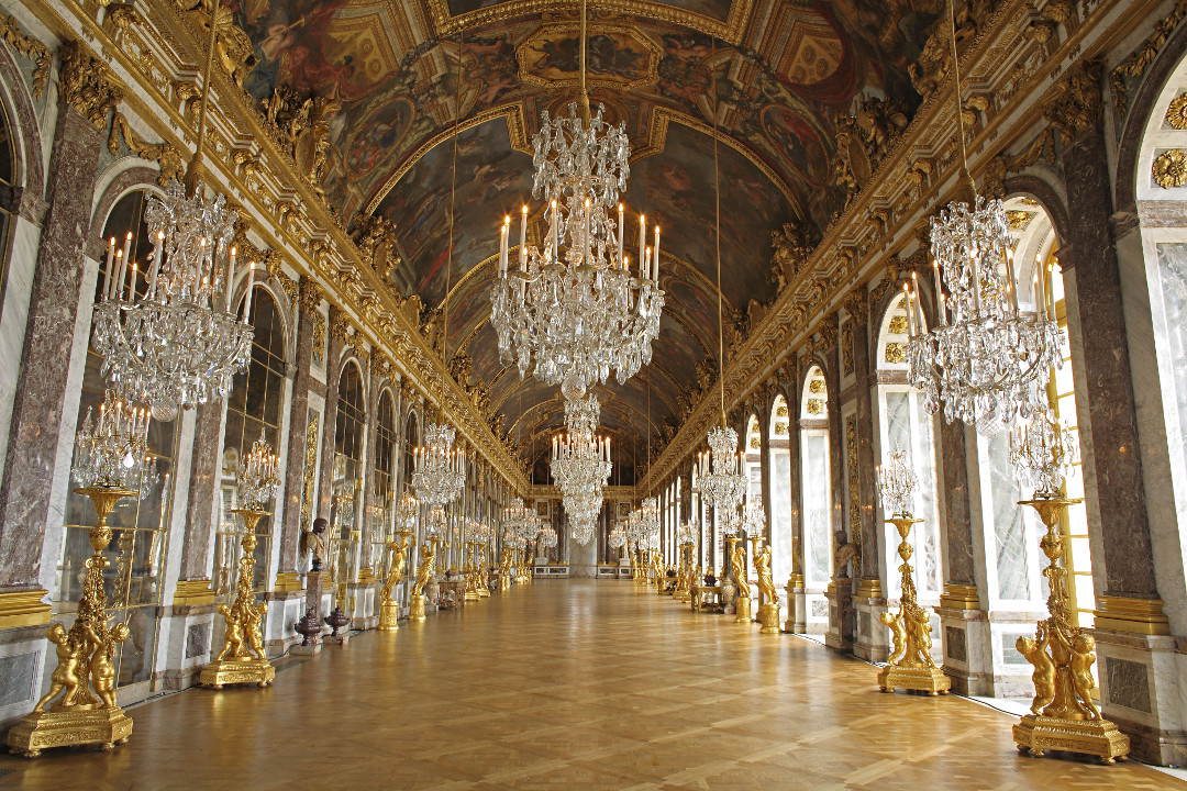 How we squeezed Versailles into The Art Museum
