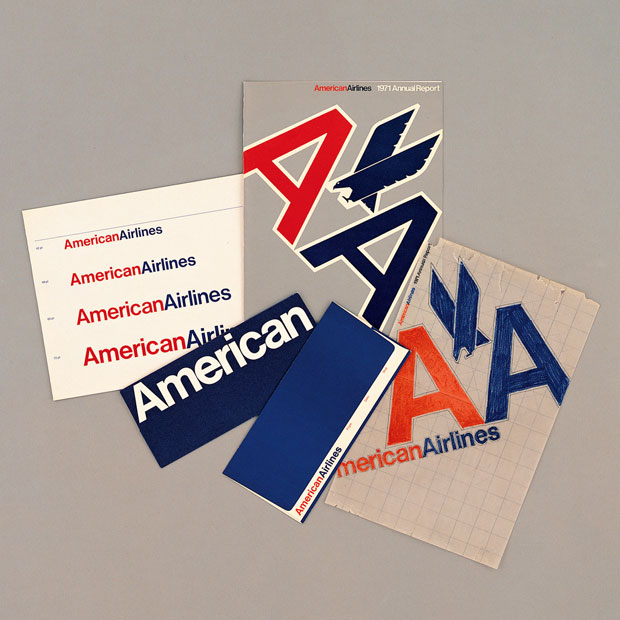 Vignelli's American Airlines work