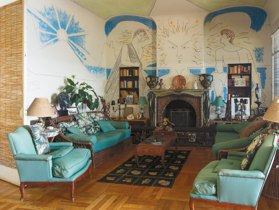 The Villa Where Jean Cocteau Communed With The Gods Design Agenda Phaidon