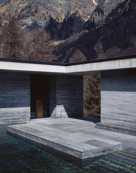 Peter Zumthor, Therme Vals, Switzerland (1996)