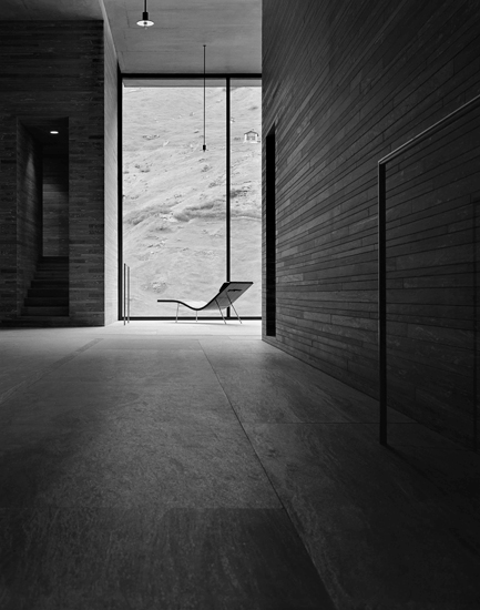 Peter Zumthor, Therme Vals, Switzerland (1996) - Hélène Binet