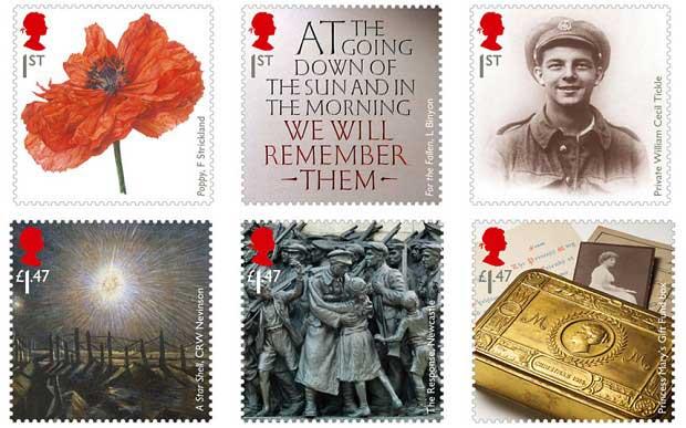 Fiona Strickland designs new Royal Mail stamp | Design