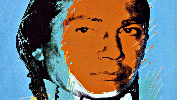 American Indian Series - Andy Warhol (1976)