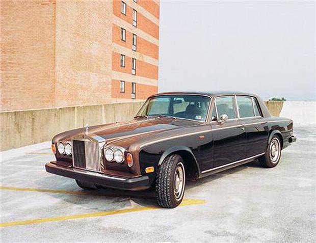 Andy Warhol's Rolls-Royce is on eBay | Art | Agenda | Phaidon