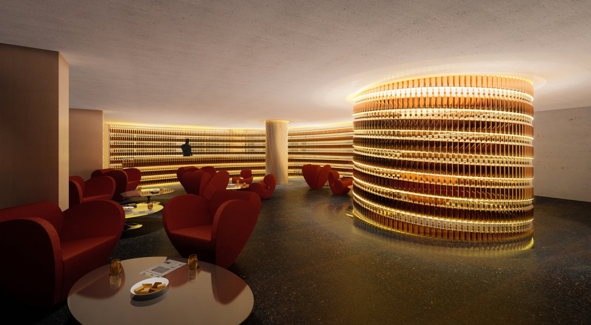 Ron arad has reinvented the watergate hotel design for Hotel design washington dc