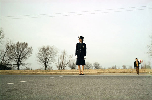 Crossing Guard - William Eggleston