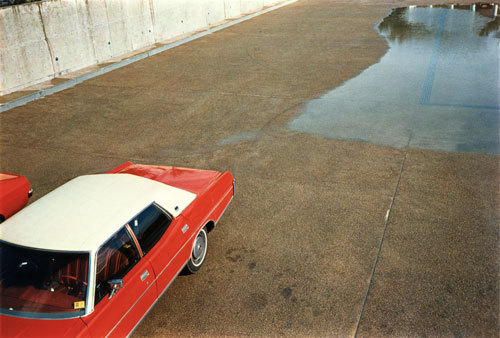 Red Car - William Eggleston