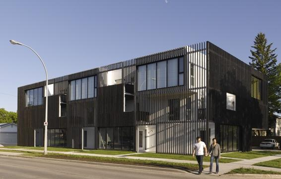 Bloc10 Housing by 5468796 Architecture