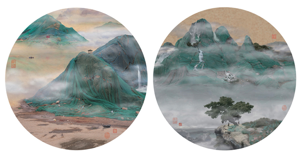 The New Landscapes of Yao Lu