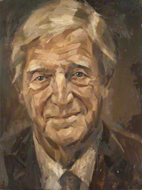 Michael Parkinson (2010) by Jonathan Yeo
