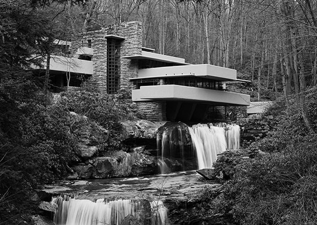 A Japanese view of Frank Lloyd Wright