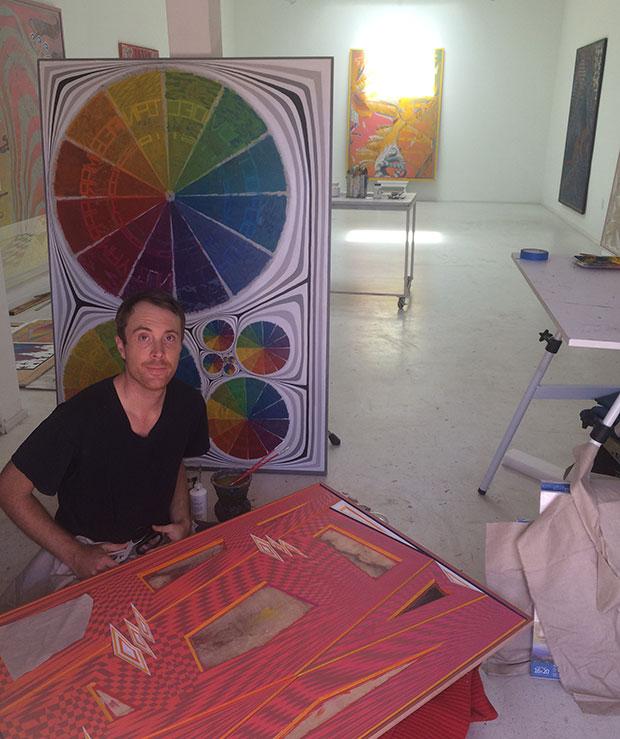 Zach Harris Why I Paint Art Agenda Phaidon