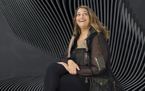 Zaha Hadid falls out with Olympics organisers