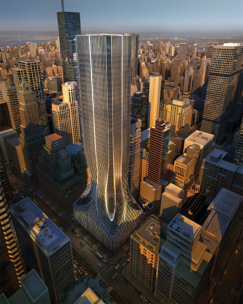 Hidden Hadid plans unveiled